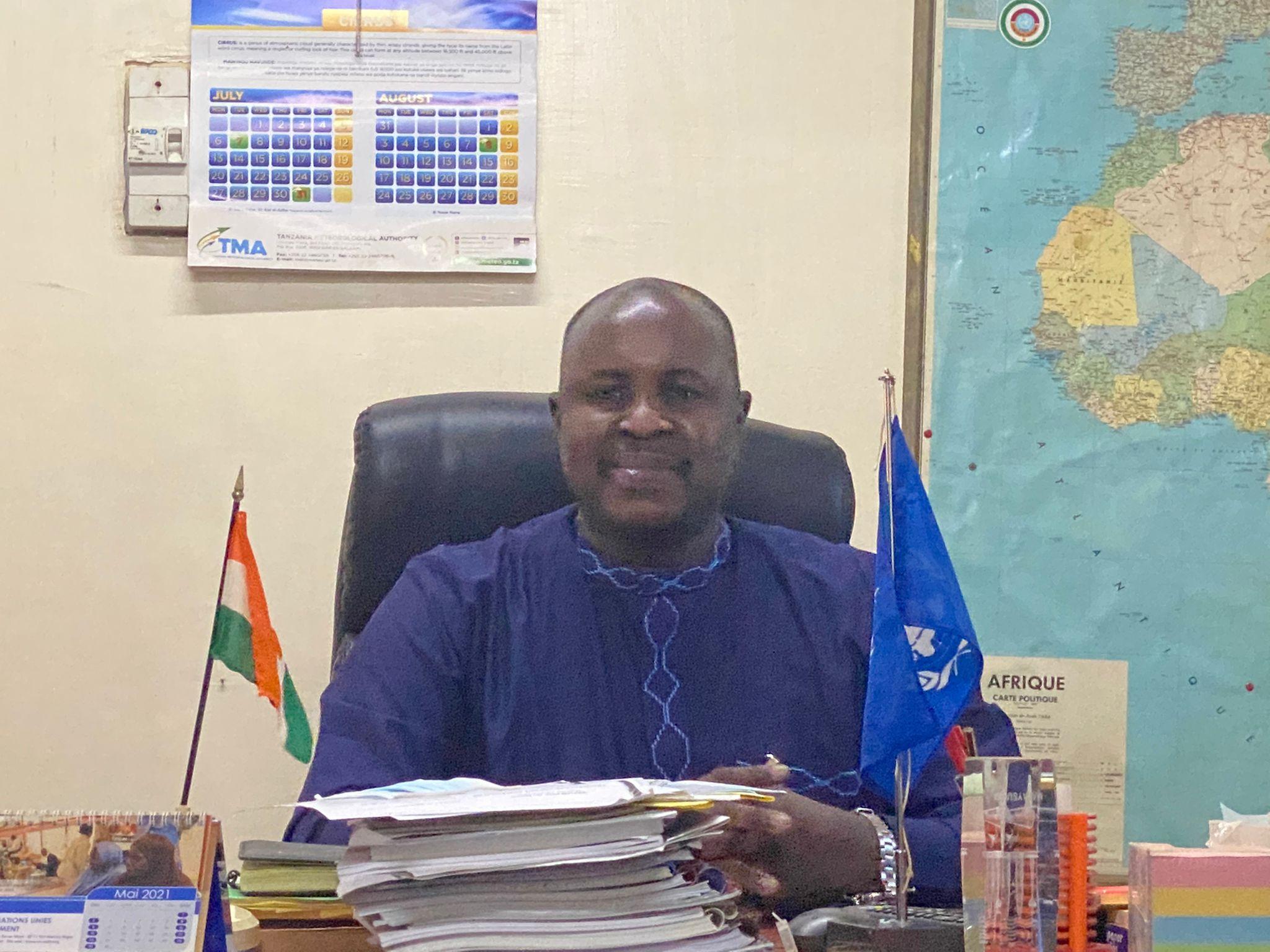 Gaptia Lawan KATIELLOU Direction de la Météorologie Nationale du Niger